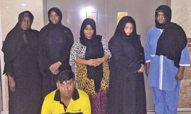 کویت: غیر قانونی خادمائوں کو بھرتی کرنےوالی ایجنسی کے 6 ملازمین گرفتار