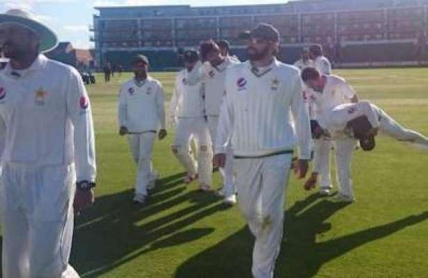 انگلینڈ کیخلاف چوتھے ٹیسٹ میچ میں محمد حفیظ کی جگہ افتخار احمد کو ٹیم ..