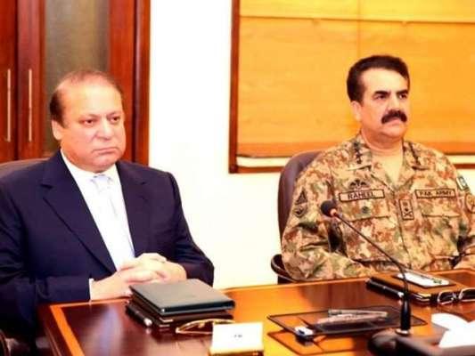 وزیراعظم کی زیرصدارت سیکیورٹی اجلاس کل دوبارہ ہو گا، آرمی چیف سمیت ..
