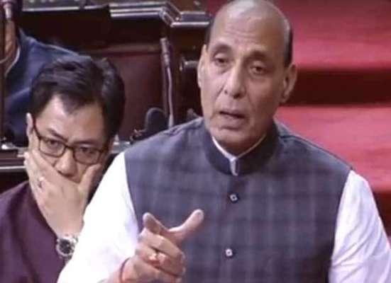 بھارتی وزیرداخلہ نے مقبوضہ کشمیر کی صورتحال کا ذمہ دار پاکستان کوقراردیدیا