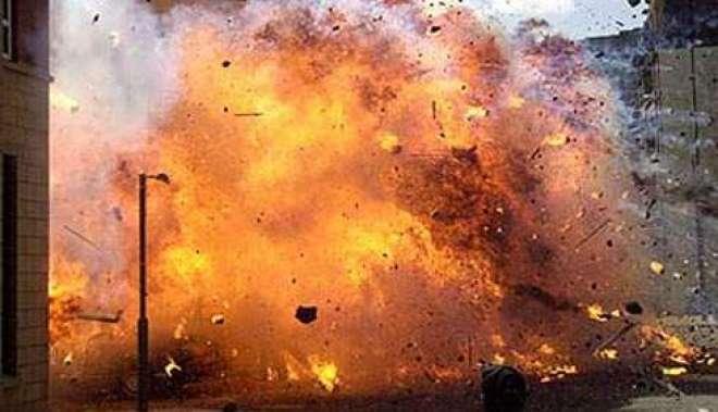 کوئٹہ: زرغون روڈکےقریب دھماکا