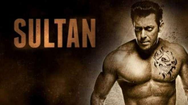"""سلمان خان کی """"سلطان """" 300 کروڑ کی کمائی کرنے والی تیسری فلم بن گئی"""