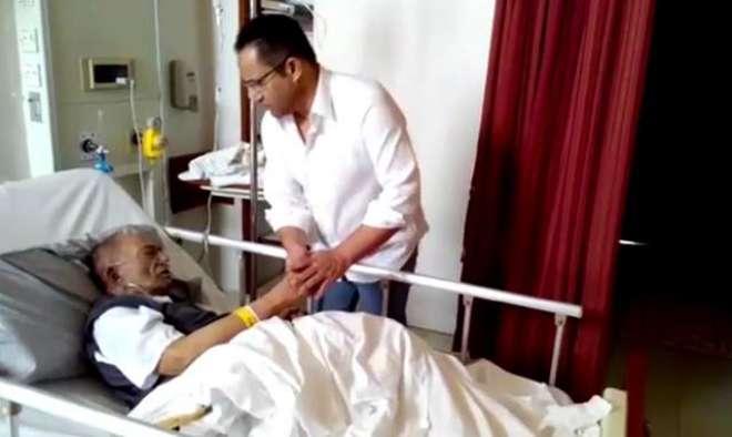 لیجنڈری کرکٹر حنیف محمد نے موت کو بھی شکست دے دی
