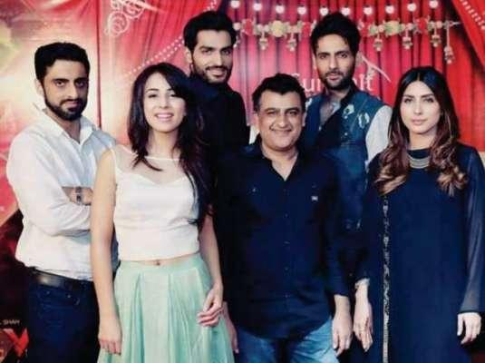 """پاکستانی رومانوی فلم """"تیری میری لو سٹوری"""" اگلے ماہ ریلیز کی جائیگی"""
