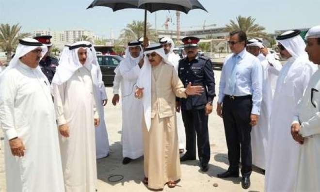 بحرین: شیخ عیساء ، شیخ حماد کازوے کے درمیانی علاقے کو ٹورسٹ مقام بنانیکی ..