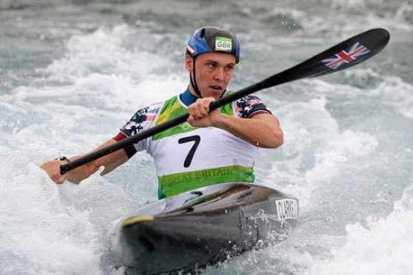 ریو اولمپکس :اتھلیٹ جوزف کلارک نے بھی گولڈ میڈل اپنے نام کر لیا