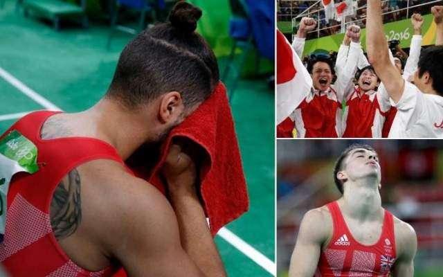 ریو اولمپکس ،جاپانی ایتھلیٹس نے دْھوم مچادی، 10 گولڈ میڈلز میں سے 3اپنے ..