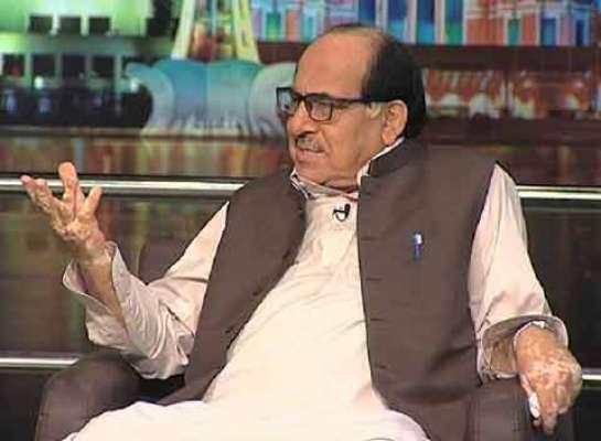 ڈاکٹر شاہد مسعود کے پروگرام پر پابندی کا فیصلہ غیر آئینی غیر قانونی ..