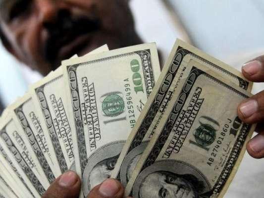انٹر بنک مارکیٹ میں ڈالر کی قیمت میں 10 پیسے کا اضافہ