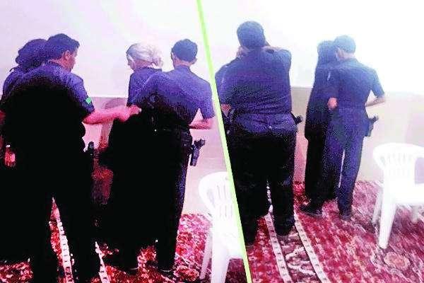 القصیم: خواتین کا لباس زیبِ تن کر کے شاپنگ مال میں گھومنے پھرنے والے ..
