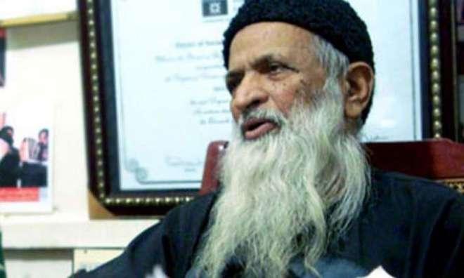 پاکستان پوسٹ نے یوم آزادی کے موقع پر عبد الستار ایدھی کا یادگاری ٹکٹ ..