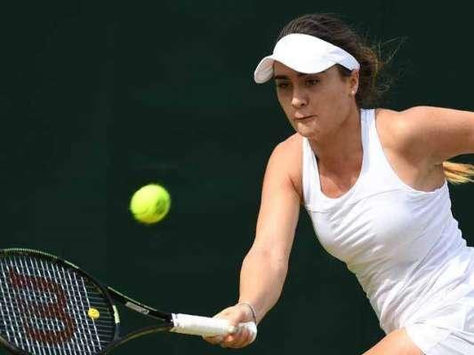 رواں برس کے ومبلڈن ایونٹ کے دوران ایک نوجوان خاتون ٹینس پلیئر کو زہر ..