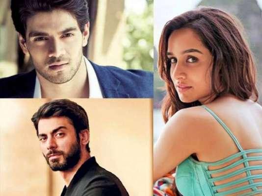 شردھا کپوراور فواد خان فلم 'دھڑکن' کے سیکوئل کا حصہ