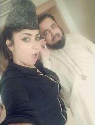 قندیل بلوچ قتل کیس ' مفتی عبدالقوی کو اعانت کے جرم میں نامزد کر لیا ..