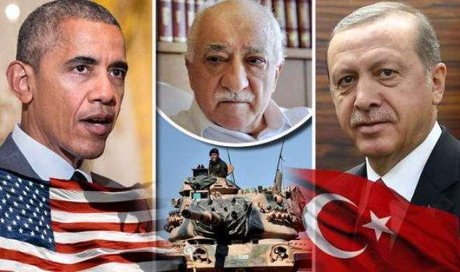 فتح اللہ گولن کی بےدخلی سے متعلق ترکی کو امریکا سے مثبت اشارے: خبر ایجنسی