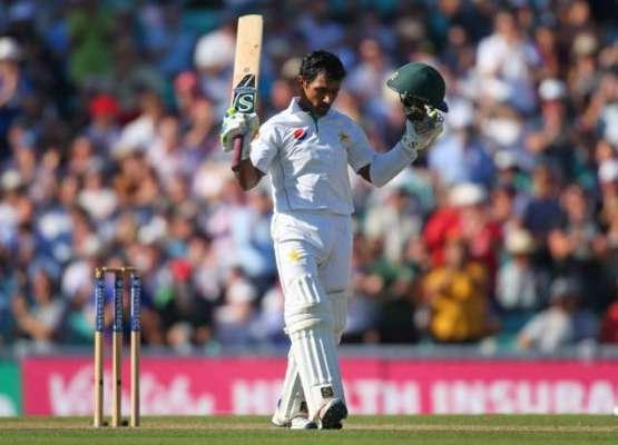 اوول ٹیسٹ ،کھیل کے اختتام پر پاکستان نے 6وکٹیں کھو کر 340رنز بنا لیے