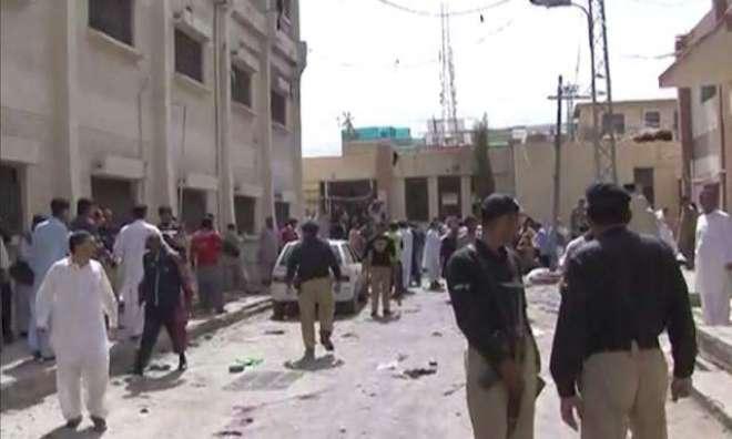 کوئٹہ دھماکے کا ایک اور زخمی دم توڑ گیا، مجموعی تعداد 74 ہو گئی