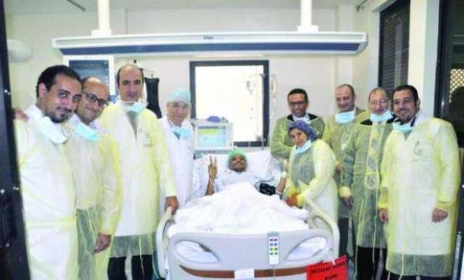 جدہ: سعودی عرب میں جگر کی پیوندکاری کا پہلا کامیاب آپریشن