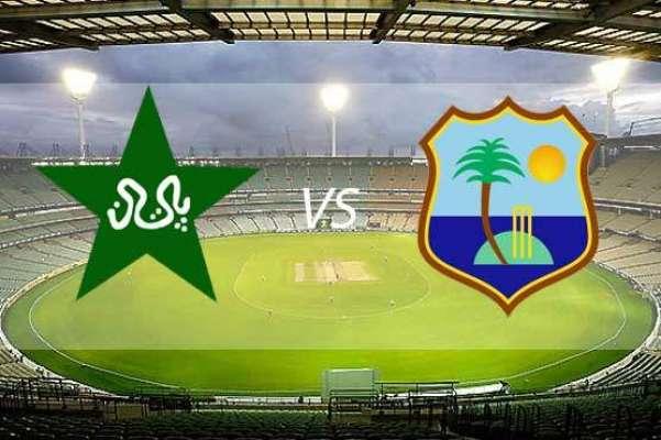 پاکستان اور ویسٹ انڈیز کے درمیان تاریخی ڈے اینڈ نائٹ ٹیسٹ کل شروع ہو ..
