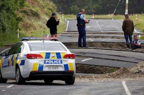 نیوزی لینڈ میں آنے والے زلزلے کی پیش گوئی 8 دن پہلے ہی کر دی گئی تھی