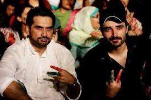 حمزہ عباسی ، ہمایوں سعید نے امریکہ میں فلاحی کاموں کا آغاز کر دیا