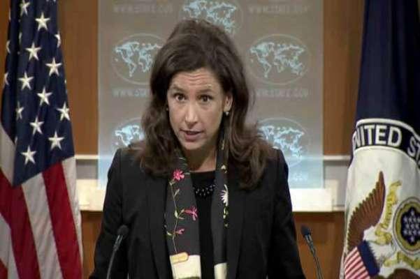 امریکہ کی شاہ نورانی کی درگاہ پر دھماکے کی مذمت
