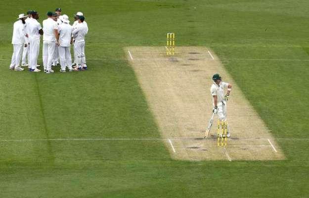 ہوبارٹ ٹیسٹ،جنوبی افریقہ نے آسٹریلیا کو ایک اننگز اور 80 رنز سے شکست ..