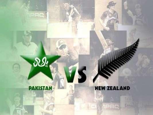 پاکستان، نیوزی لینڈ کے درمیان پہلے ٹیسٹ کا آغاز پرسوں سے کرائسٹ چرچ ..