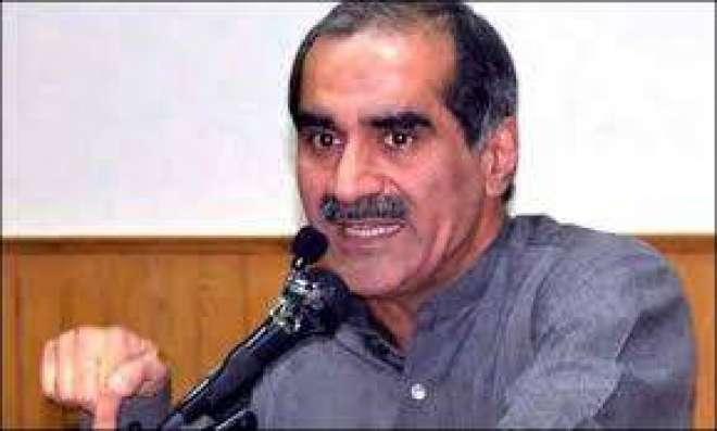 عمران خان کی جلن کے لیے دوائی تیار کرنے پر غور کررہے ہیں، سعد رفیق