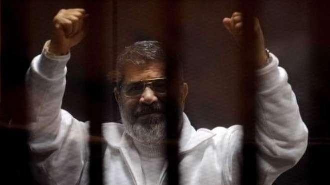 مصر ی عدالت نے سابق صدر محمد مرسی کی سزائے موت کا فیصلہ منسوخ کردیا-دوبارہ ..