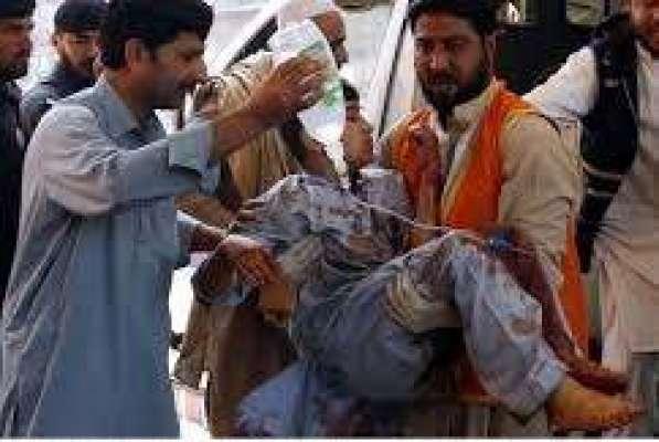 چارسدہ میں خاتون سمیت دو افراد قتل