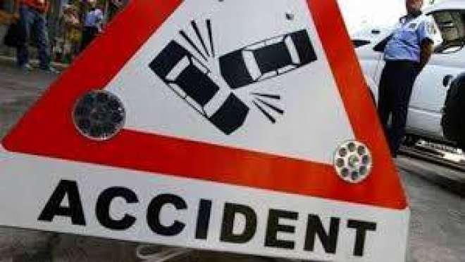 تیز رفتار ویگن کی ٹکر سے موٹر سائیکل سوار شخص جاں بحق،ساتھی زخمی