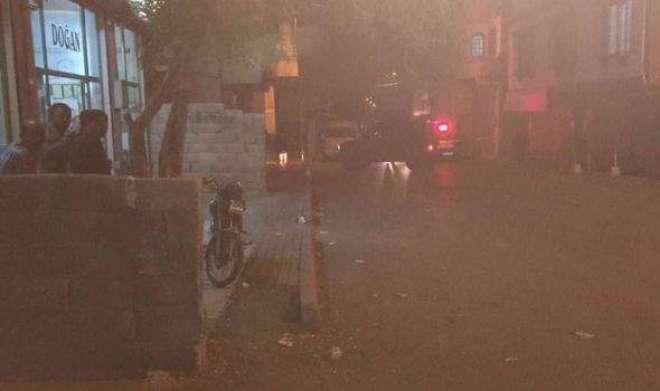 ترک شہر غازی انتب میں کیفے پر دستی بم حملہ، متعدد افراد زخمی، برطانوی ..