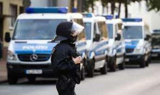 داعش کے حامیوں کے خلاف جرمنی بھر میں چھاپے