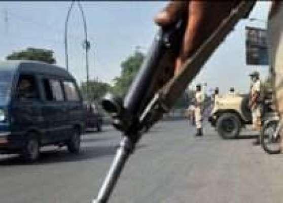 کراچی: فائرنگ سے 1 ہلا ک،مختلف کارروائیوں میں 5گرفتار