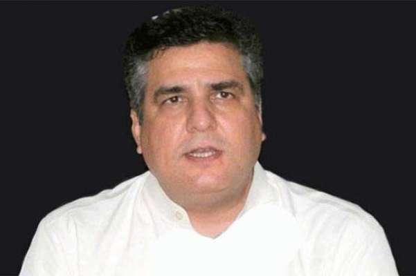 عمران خان سکیورٹی رسک ہیں۔ن لیگی رہنما دانیال عزیز