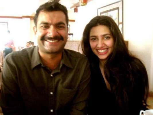 ماہرہ خان کو دیکھ کر مجھے مادھوری اور مدھوبالا کی یاد آتی ہی:سرمد کھوسٹ