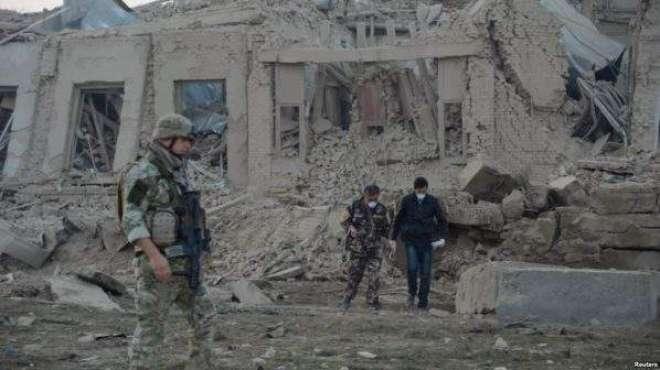 کابل میں خودکش دھماکا، 4 افراد ہلاک،متعدد زخمی