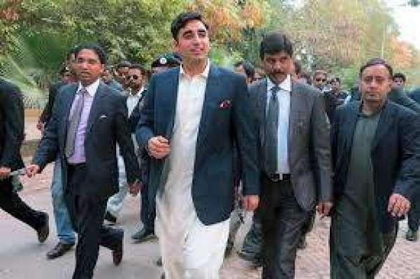 بلاول بھٹو کی سکیورٹی : سندھ ہائی کورٹ نے وفاق کو جواب جمع کرانے کیلئے ..