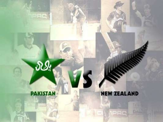 پاکستان، نیوزی لینڈ کے درمیان پہلا ٹیسٹ آج رات کرائسٹ چرچ میں شروع ..