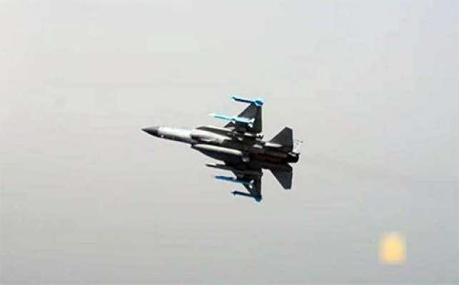 خیرپور ٹامیوالی میں پاک فضائیہ اور بری فوج کی مشترکہ 'رعد البرق ' ..