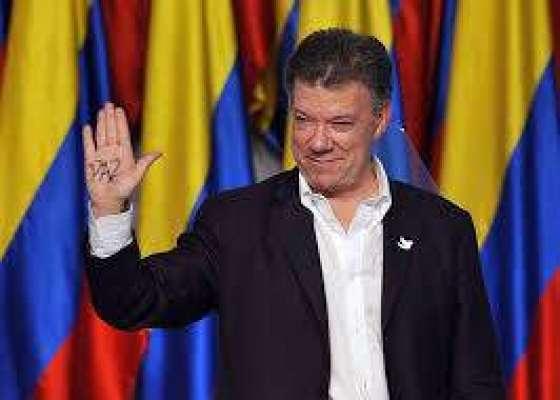 کولمبیا کے صدر جان مینوئل سینتوس طبی معائنہ کیلئے امریکا جائیں گے