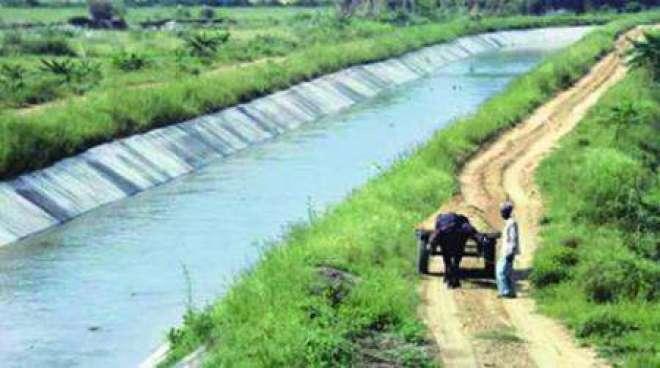 پنجاب کی تین ہزار چھیانوے نہروں کے ڈیٹا کو کمپیوٹرائزڈ کر دیا گیا ہے ..
