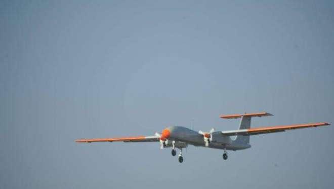 بھارت کی جانب سے بغیر پائلٹ کے طیارے رستم 2 کا تجربہ