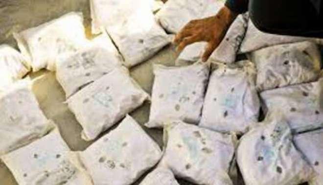 اینٹی نارکوٹکس فورس ایگریکلچریونیورسٹی پشاور میں منشیات کے تدارک ..