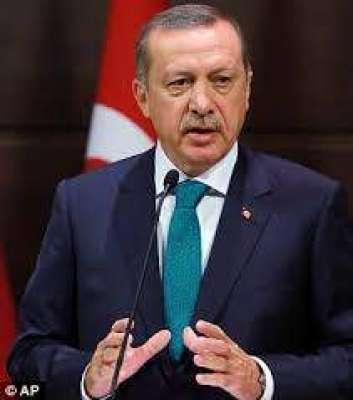 ترک صدر کی وزیراعظم ہائوس آمد ، وزیر اعظم نے مرکزی دروازے پر  مہمان ..