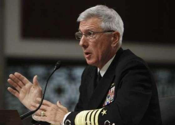 امریکہ کی ایشیا بحرالکاہل پالیسی جاری رہے گی، ایڈمرل ہیرس