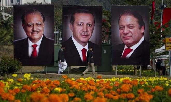 ترکی کے صدر طیب اردوان آج لاہورآئیں گے- ایئر پورٹ سے آزادی چوک تک مال ..