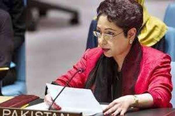 پاکستان کا اقوام متحدہ سے ایل او سی پر بھارتی جارحیت کا نوٹس لینے کا ..