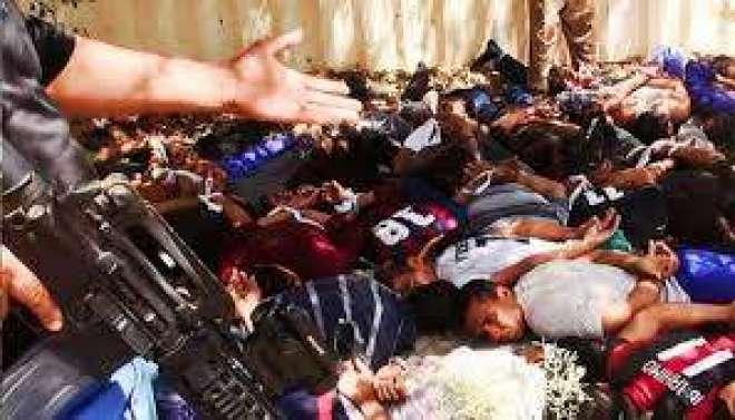داعش نے 300 سے زائدافرادکو قتل کر کے اجتماعی قبر میں دفن کر دیا